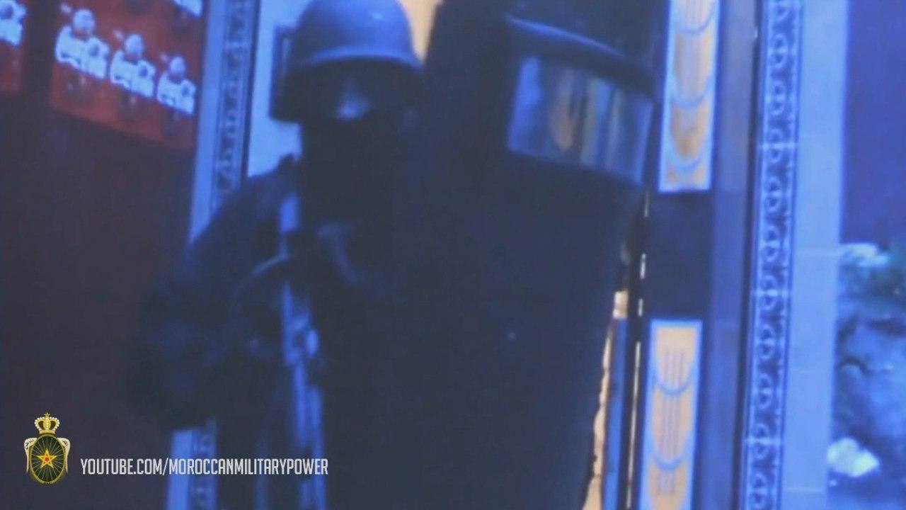 Moroccan Special Forces/Forces spéciales marocaines  :Videos et Photos : BCIJ, Gendarmerie Royale ,  5cg92rKkUgY