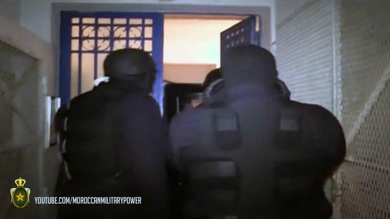 Moroccan Special Forces/Forces spéciales marocaines  :Videos et Photos : BCIJ, Gendarmerie Royale ,  - Page 2 NJ--mea7vkQ