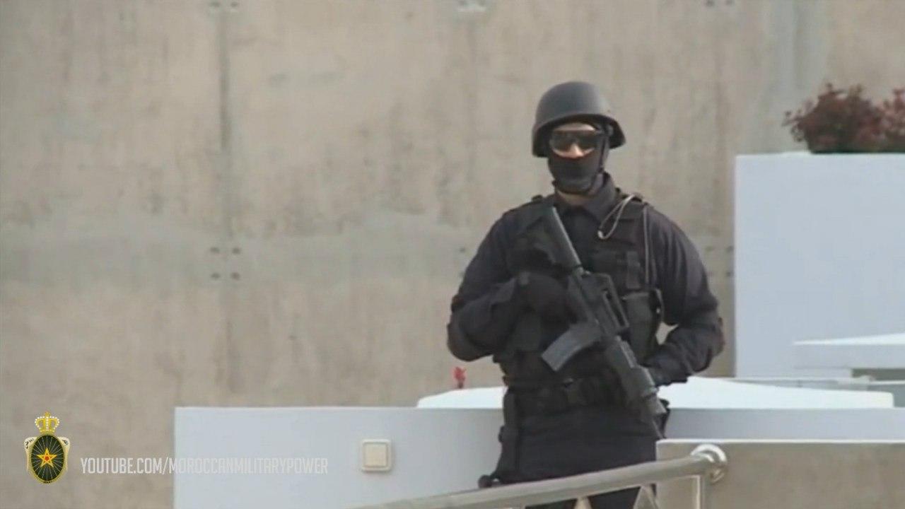Moroccan Special Forces/Forces spéciales marocaines  :Videos et Photos : BCIJ, Gendarmerie Royale ,  PEFBGBsuSXg