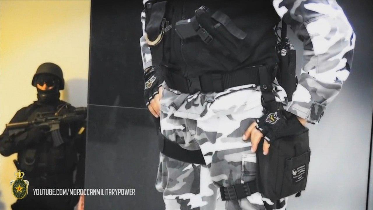 Moroccan Special Forces/Forces spéciales marocaines  :Videos et Photos : BCIJ, Gendarmerie Royale ,  AMgrUu0egd8