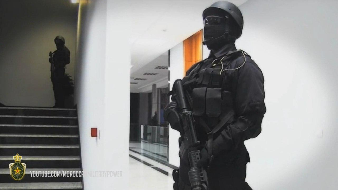 Moroccan Special Forces/Forces spéciales marocaines  :Videos et Photos : BCIJ, Gendarmerie Royale ,  UObrx3VT3bQ