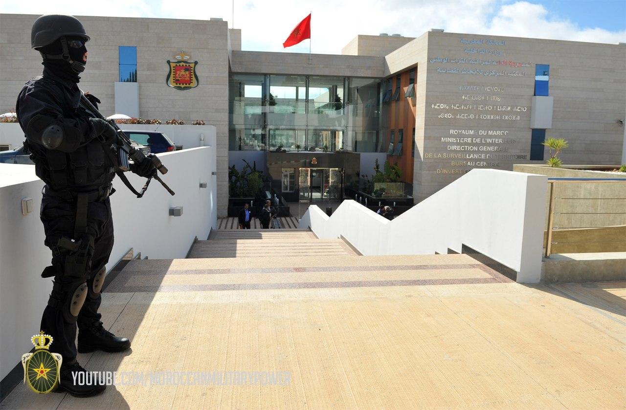 Moroccan Special Forces/Forces spéciales marocaines  :Videos et Photos : BCIJ, Gendarmerie Royale ,  AMk1wKD28mg