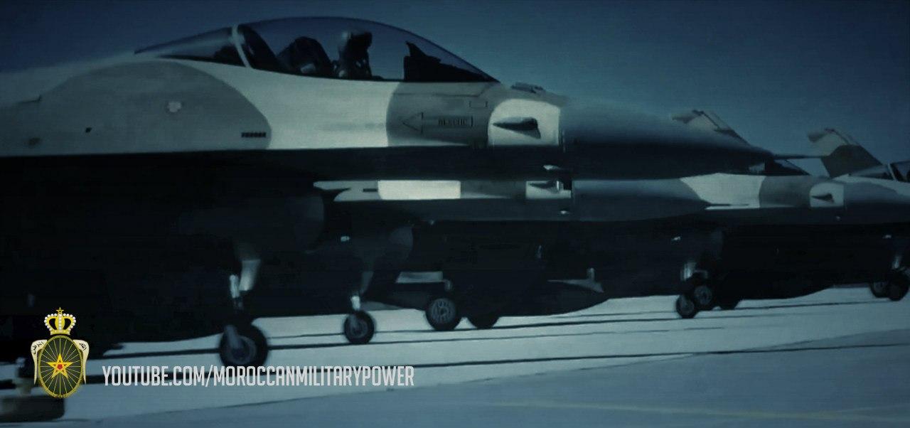 القوات الجوية الملكية المغربية - متجدد - Ah1qbHeTMAA