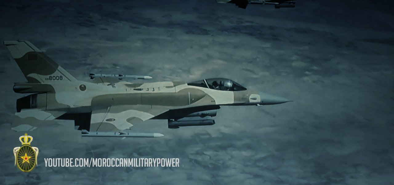 القوات الجوية الملكية المغربية - متجدد - JhJIiSKUrdc