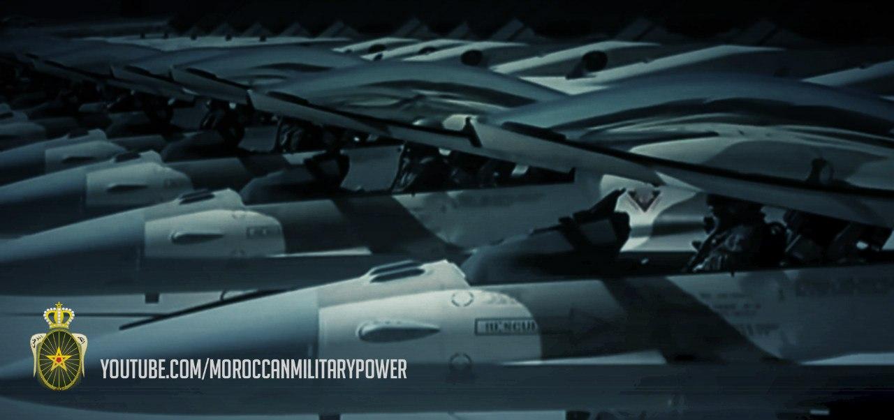 القوات الجوية الملكية المغربية - متجدد - RsTiNct3p2U