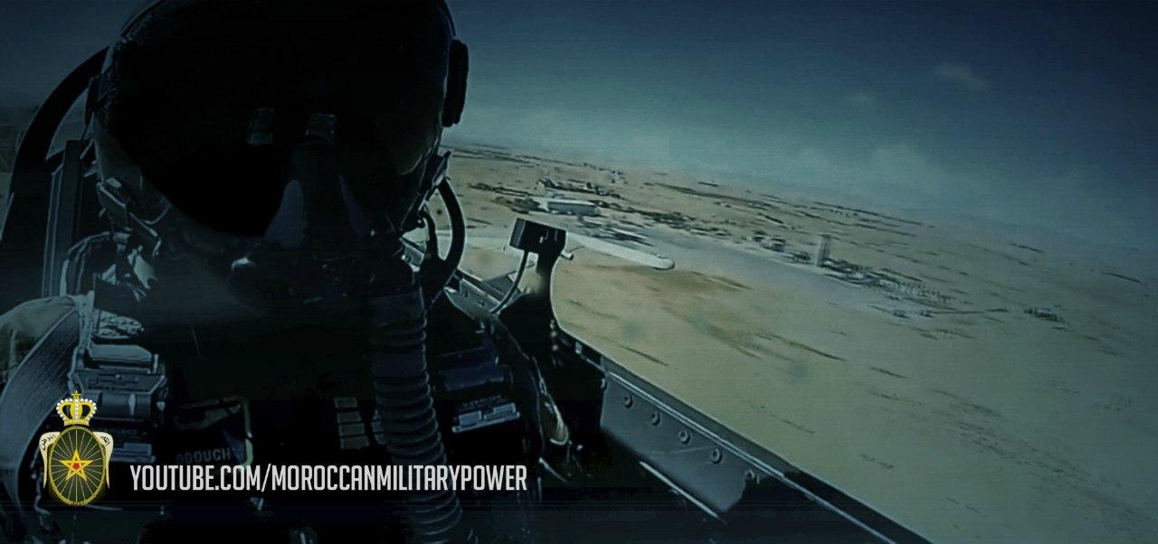 القوات الجوية الملكية المغربية - متجدد - MK1Wktoykm4
