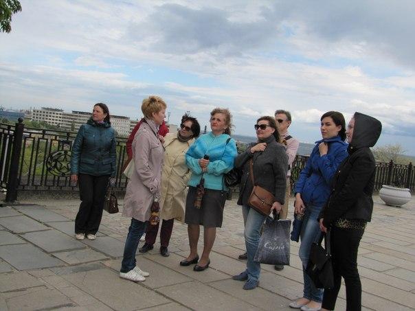 экскурсия на Мамаев Курган