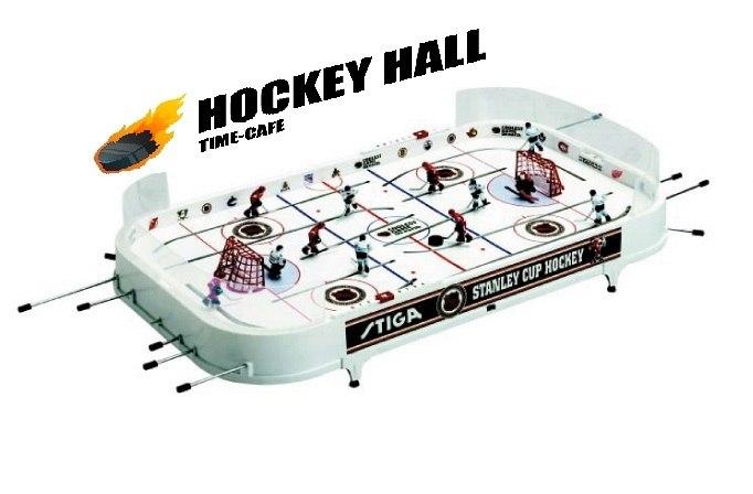 Афиша Хабаровск 1й чемпионат по Настольному Хоккею в Hockey Hall