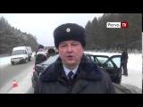 В Первоуральске устанавливают обстоятельства ДТП, в котором погибли два человека