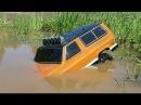 Радиоуправляемая машина Vaterra Ascender Blazer k5 Scale RC Truck 4K