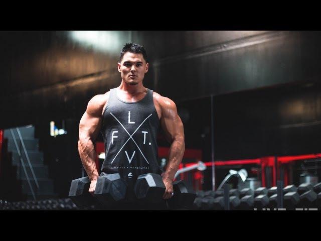 Jeremy Buendia - KING Men's Physique [Motivational Video 2015]