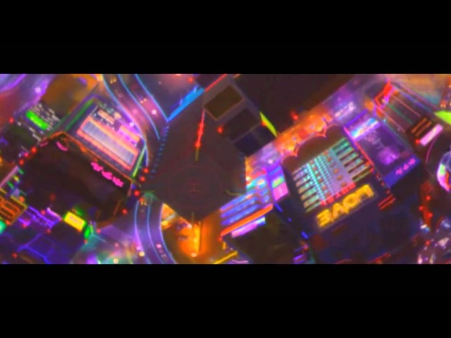 ENTER THE VOID - Neon City Computer Animation - Gaspar Noe movie film