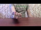 Фокус с резинкой rubber band tricks (Umeloe TV 25.02.13)