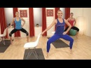 Day 10 Video 1: The Look Good Naked Barre Workout | Class FitSugar