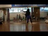 Latifa Nejim - (the workshops - short) - Dalian/CHINA, 2014
