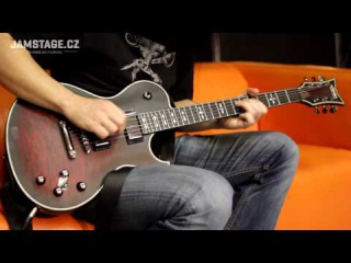 Schecter Hellraiser Extreme Solo-6 (Pavel Marcel)
