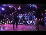 Mindtrick vs Jaygee | Popping | Top 16 | UK BBoy Champs 2014 | FSTV