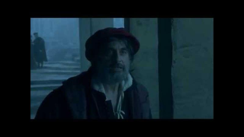 Монолог Шейлока гениальное исполнение Аль Пачино