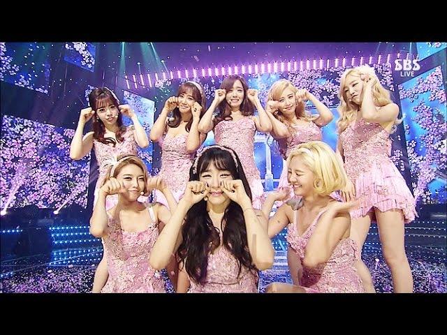 《Goodbye Stage》 Girls' Generation(소녀시대) - Lion Heart(라이온 하트) @인기가요 Inkigayo 20150913
