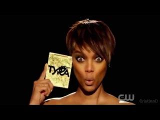 Bootyful music video - Tyra Banks & топ модель по-американски 22 сезон клип  Тайры
