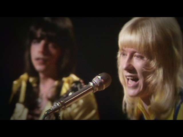 Sweet Little Willy Top Of The Pops Disco 1972 OFFICIAL