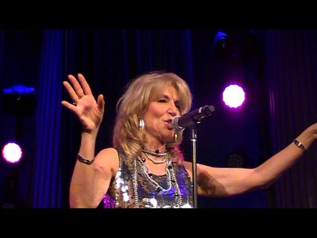 Linda Jo Rizzo live bei der Sthlm Italo Party in Stockholm am 16 5 2015