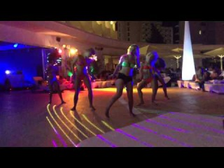 Lady Gaga - Bad Romance@ Chill out party, Sol Guadalupe, Magaluf 2014