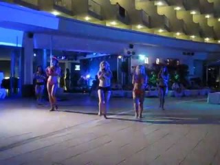 Chill out party, Sol Guadalupe, Magaluf 2014 - Lady Gaga - Bad Romance