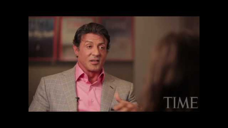 TIME 10 Questions for Sylvester Stallone