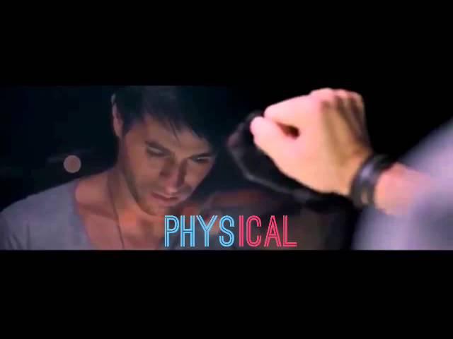 Enrique Iglesias Ft. Jennifer Lopez - Physical (With Lyrics)