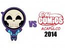 Skeletor Conquers ConComics Acapulco 2014