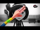 CGI 3D Animated Short 'Cidade Colorida' by - Nebula Studios