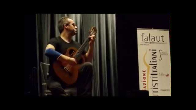 CHRISTIAN SAGGESE - Study n.11 op.6 by F.SOR (on a MICHELE GRECI guitar)