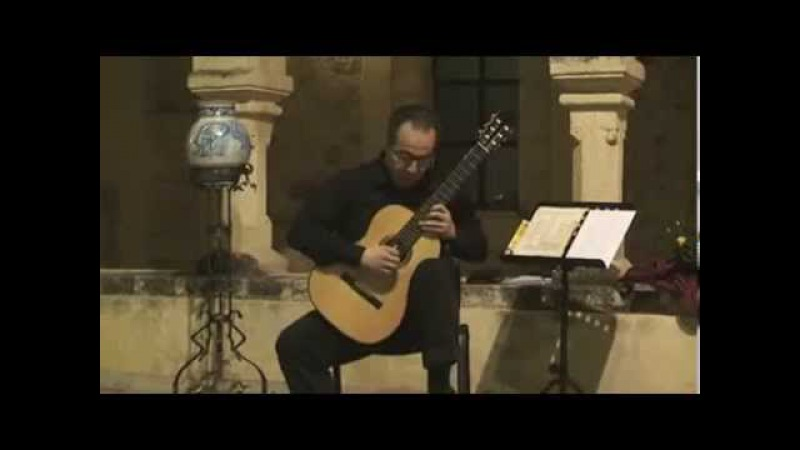 CHRISTIAN SAGGESE plays Alberto Ginastera Sonata op.47 (LIVE!)