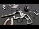 Colt 1917 Army DA .45acp Complete Disassembly