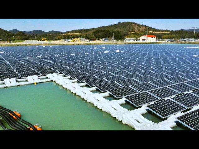 портативная солнечная зарядка телефона