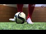 KFC Football 2015 / Уроки от Дмитрия Тарасова / Как правильно бить по мячу