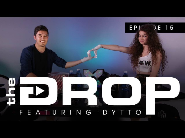 The Drop w/ Dytto at Emazing Lights w/ Brian Lim Trippz | Episode 15 WODtheDrop