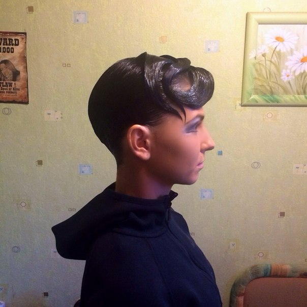 Sensational 1000 Images About Hairstyle For Showcase On Pinterest Short Short Hairstyles Gunalazisus