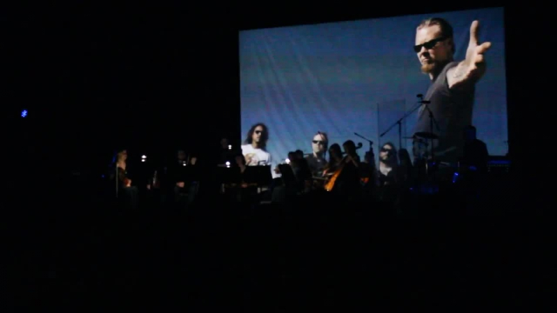 Resonance-Metallica - The Unforgiven