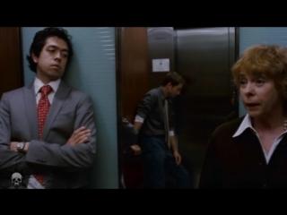 Четверо в лифте, не считая негра (Дьявол - Devil 2010) смешной перевод от Death Mask TV