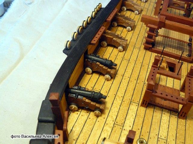 """Собирательный образ пиратского корабля """"CORSAIR"""" масштаб 1:80 фирмы OCCRE R5nWryNZt2w"""