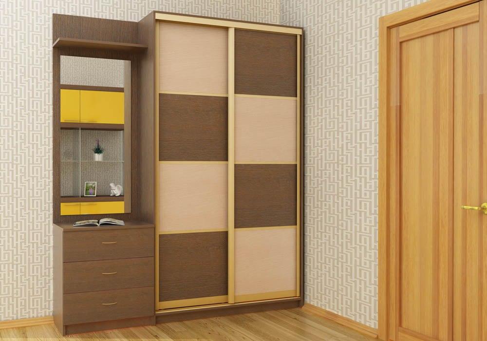 фото дверей для шкафов купе в комнату