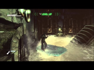 Batman Arkham City: How to Disable Fuse Box HD
