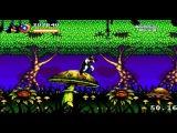 The Adventures of Batman &amp Robin (SegaGenesis) (Speedrun) -)) на Сеге звук прикольный