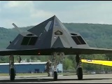 In-Depth look at the Elusive F-117 Nighthawk Stealth Fighter