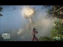 Crysis 1 Nuke Explosion PhotorealisticMOD | GTX Titan SLI SC