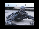 TERMINATOR SALVATION Behind-the-Scenes T-600 Puppet Rehearsal