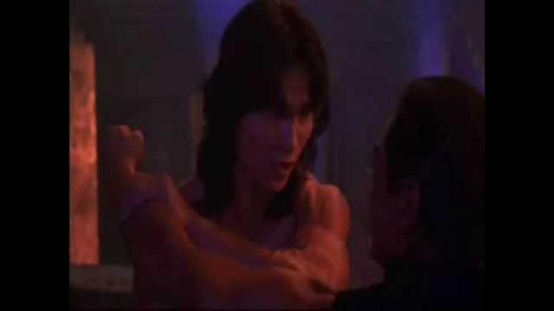 Mortal Kombat Liu Kang vs Shang Tsung Slow Motion -))