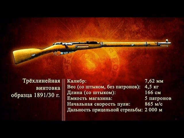 Д/ф «Оружие Победы» - Винтовка Мосина